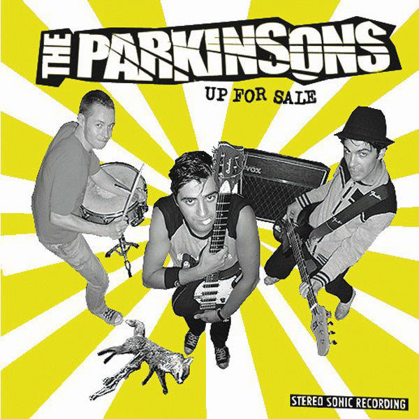 "Parkinsons- Up For Sale 7""  ~BRIEFS!"