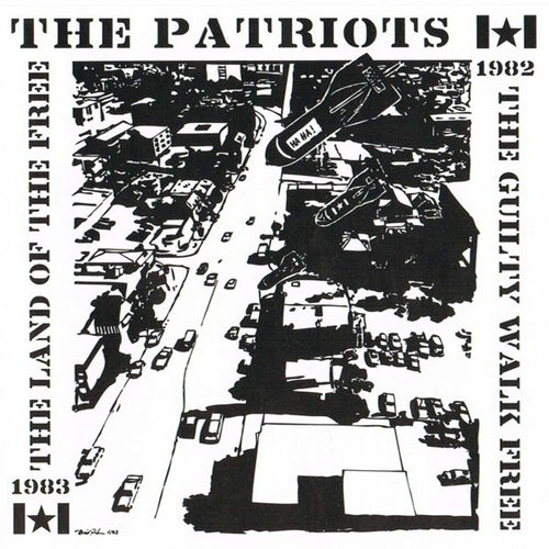 Patriots- The Guilty Walk Free CD ~REISSUE!