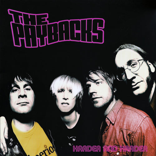 Paybacks- Harder And Harder CD ~RUNAWAYS!