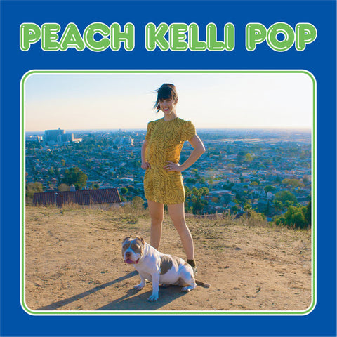 Peach Kelli Pop- III CD ~JAPANESE PRESSING! - SP Records - Dead Beat Records