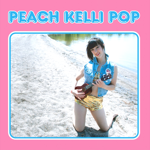 Peach Kelli Pop- S/T CD ~JAPANESE PRESSING! - SP Records - Dead Beat Records