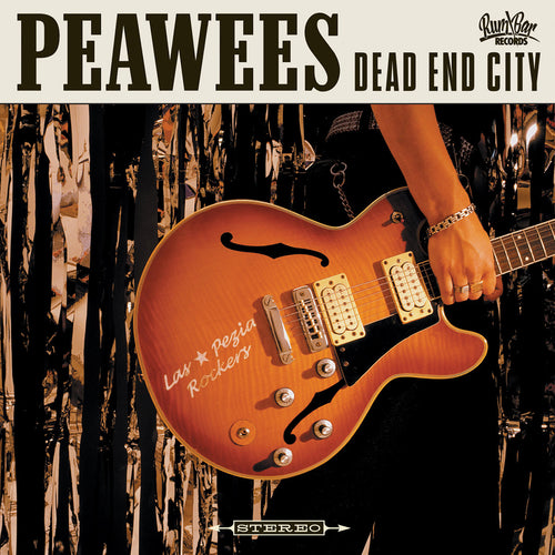 Peawees- Dead End City CD ~DELUXE REISSUE WITH 3 BONUS TRACKS!