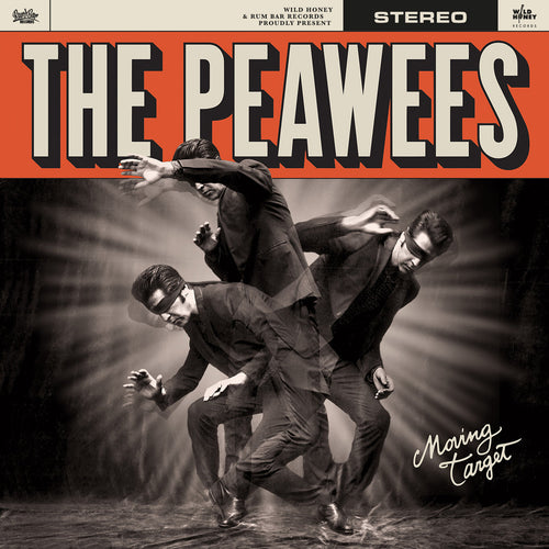 Peawees- Moving Target CD ~GATEFOLD COVER!