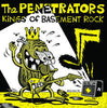 THE PENETRATORS - Kings Of Basement Rock LP ~REISSUE! - Slovenly - Dead Beat Records