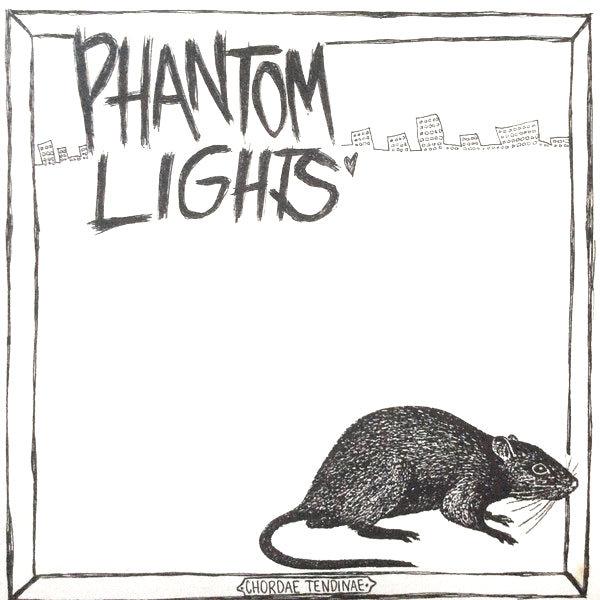 "Phantom Lights- Chordae Tendinae 10"" ~BIKINI KILL / HUGGY BEAR!"