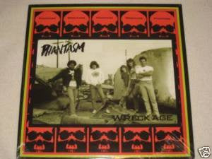 PHANTASM- 'Wreckage' LP - Deep Six - Dead Beat Records
