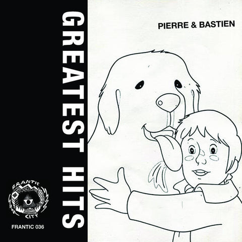 Pierre Et Bastien- Greatest Hits CS - Frantic City - Dead Beat Records
