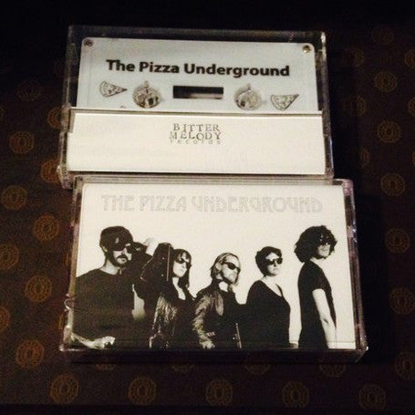 The Pizza Underground- S/T CS ~Macaulay Culkin/HOME ALONE! - Bitter Melody - Dead Beat Records