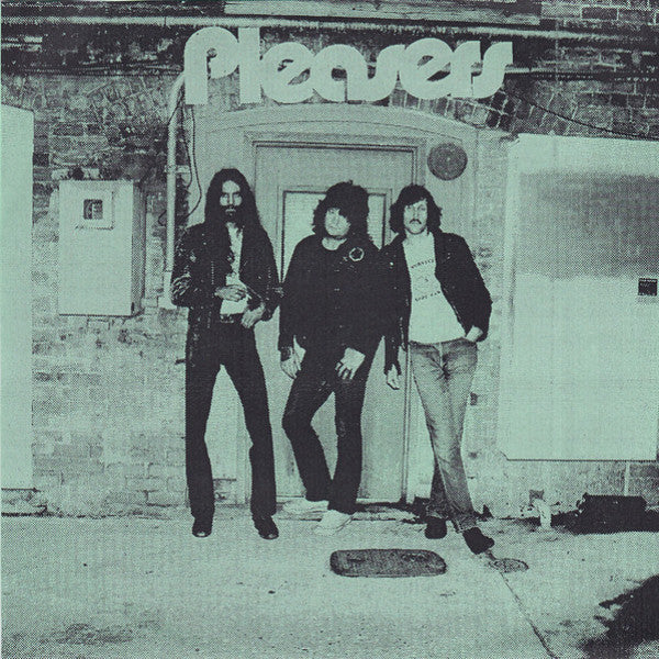 "Pleasers- Such A Fool 7"" ~COVER LTD TO 150! - Goodbye Boozy - Dead Beat Records"