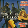 "Pleasure Fuckers- Ride 'Em Cowboy 7"" - Intensive Scare - Dead Beat Records"