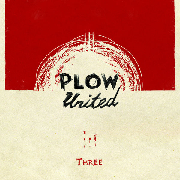 Plow United- Three LP ~JAWBREAKER!