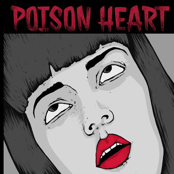 Poison Heart- Wasted CD ~GLUECIFER!