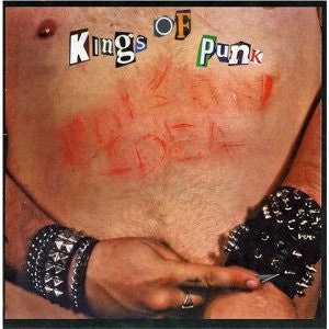 Poison Idea- Kings Of Punk  LP - Unknown - Dead Beat Records