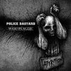Police Bastard/War Plague- Split LP ~ EX DOOM - Profane Existence - Dead Beat Records