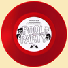 "Pool Party- Teenage Weirdo 7"" ~RARE RED WAX LTD TO 119! - Mooster - Dead Beat Records - 2"