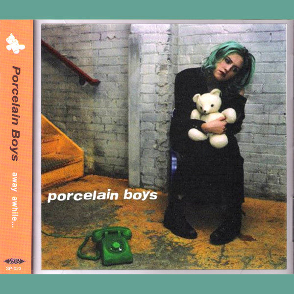 Porcelain Boys- Away Awhile... CD ~REISSUE! - SP Records - Dead Beat Records - 1