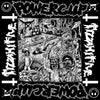 Pizza Hi Five/Powercup- Split 10""