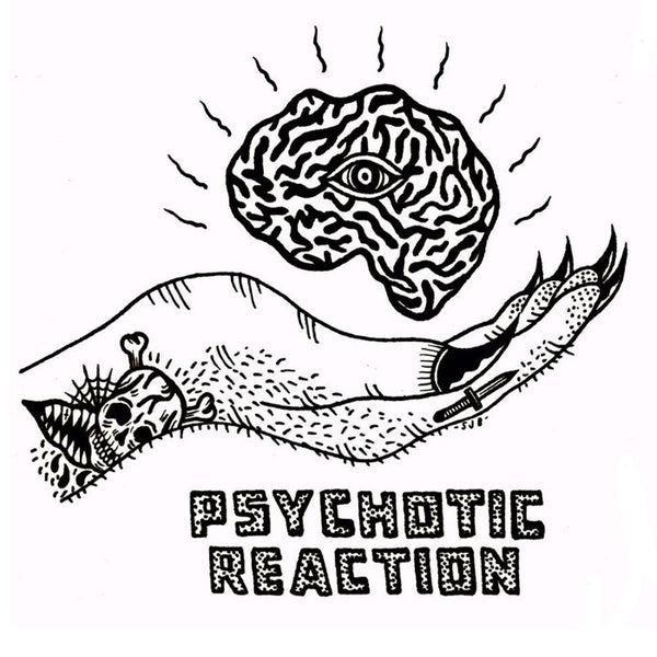"Psychotic Reaction- Dying On The Vine 7"" ~HELLACOPTERS!"