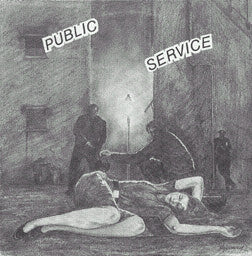 V/A- Public Service CD ~RED KROSS! - Puke N Vomit - Dead Beat Records