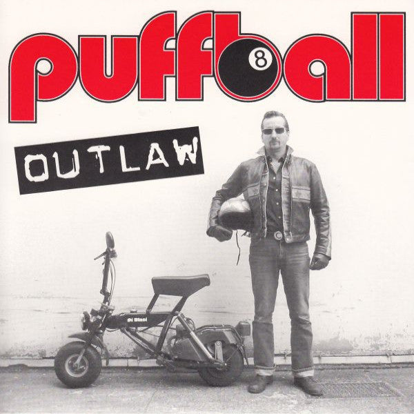 "Puffball- Outlaw 7"" ~ZEKE! - Stereodrive - Dead Beat Records"