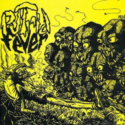 Putrid Fever- Do You Remember LP (PRE-TOXIC REASAONS) - Gonna Puke - Dead Beat Records