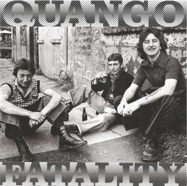 "Quango- Fatality 7"" ~EX HYGIENE - First World Problems - Dead Beat Records"