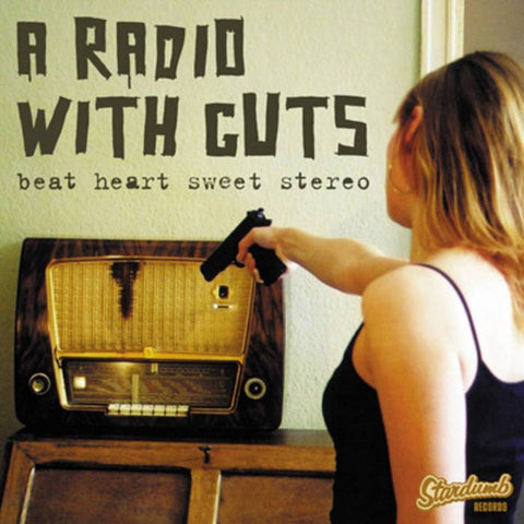 A Radio With Guts- Beat Heart Sweet Stereo LP ~EX CONNIE DUNGS!