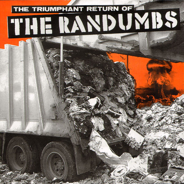 "The Randumbs- Triumphant Return Of 7"" ~400 HAND NUMBERED! - Chapter 11 - Dead Beat Records"