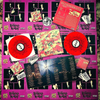 Rättens Krater- Urrah! LP ~GATEFOLD COVER, POSTER + RED WAX LTD 100!