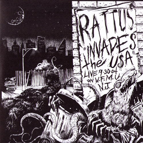 Rattus- Invades The US 7