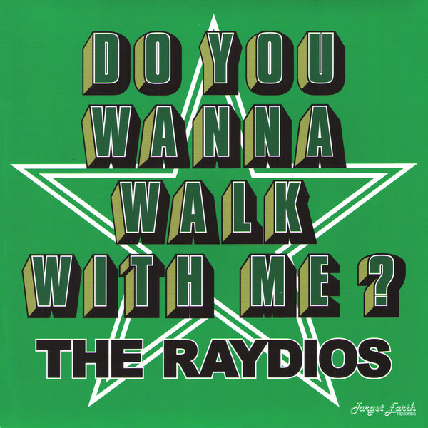 "Raydios- Do You Wanna Walk With Me 7"" ~EX TEENGENERATE!"