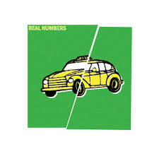 "Real Numbers- Tear It In Two 7"" - Floridas Dying - Dead Beat Records"