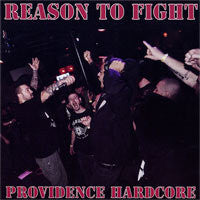 "Reason To Fight/Chesty Malone And The Slice Em Ups- Split  7"" - United Riot - Dead Beat Records"