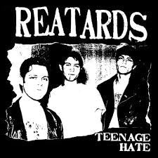 Reatards- Teenage Hate LP 1ST PRESS ON GONER - Goner - Dead Beat Records