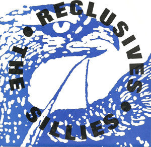 "Reclusives/The Sillies Split 7"" - Jolly Ronnie - Dead Beat Records"