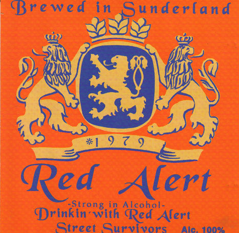 Red Alert- Drinkin With Red Alert CD - Nightmare - Dead Beat Records