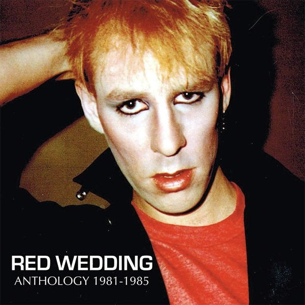 Red Wedding- Anthology 1981-1985 LP ~REISSUE! - Killed By Disco - Dead Beat Records
