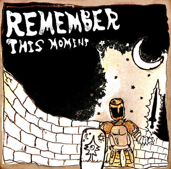 "Remember This Moment- Joan of Something 7"" - Lost Cat - Dead Beat Records"