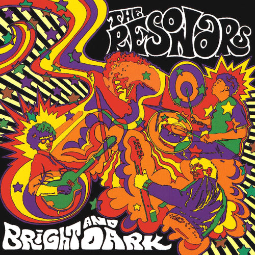 Resonars- Bright And Dark CD ~EASYBEATS!