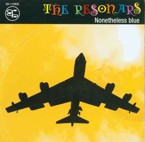 Resonars- Nonetheless Blue LP - Get Hip - Dead Beat Records