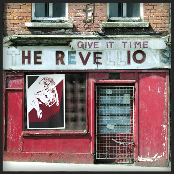 Revellions- Give It Time LP ~CYNICS / GATEFOLD JACKET!