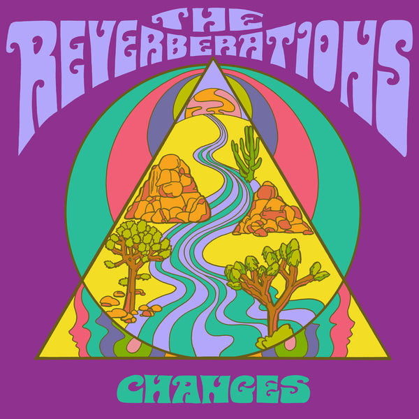 Reverberations- Changes LP ~CHOCOLATE WATCHBAND