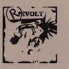 Revolt- Over The Edge CS TAPE~DEVOTCHKAS! - Pogohai - Dead Beat Records - 3