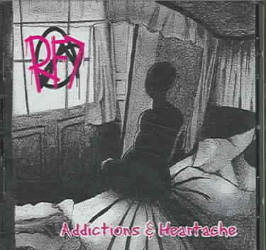 RF7- 'Addictions & Heartache' CD - Puke N Vomit - Dead Beat Records