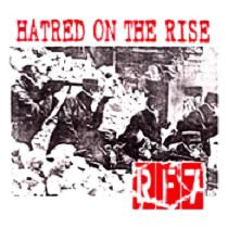RF7- Hatred on the Rise LP ~200 COPIES PRESSED! - FYBS - Dead Beat Records