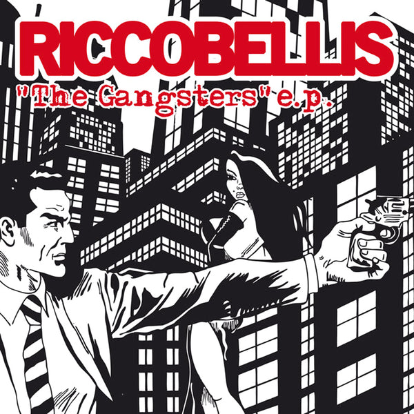 "Riccobellis- The Gangsters 7"" ~HEAD!"