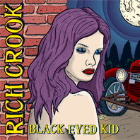 "Rich Crook- Tonight Alright 7"" ~WHITE WAX LTD TO 150! - Ghost Highway - Dead Beat Records"