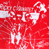 "Ricky C Quartet- Small Species 7"" ~RAREST RED CVR + RED WAX LTD TO 50!"
