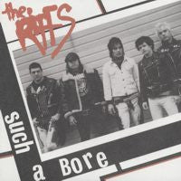 "The Riffs- Such A Bore 7"" - TKO - Dead Beat Records"