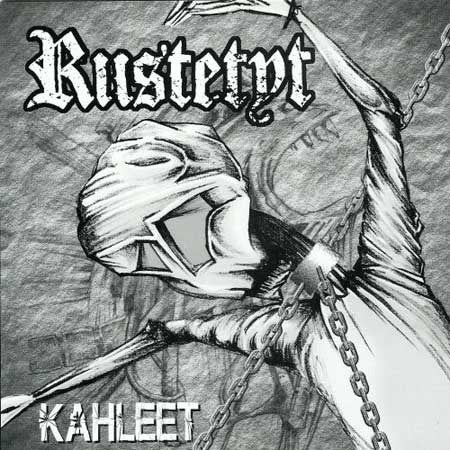 "Riistetyt- Kahleet 7"" - Havoc - Dead Beat Records"